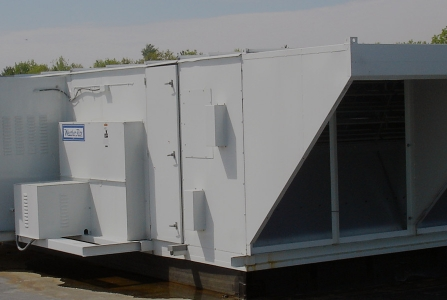 COMMERCIAL & INDUSTRIAL HVAC SERVICE